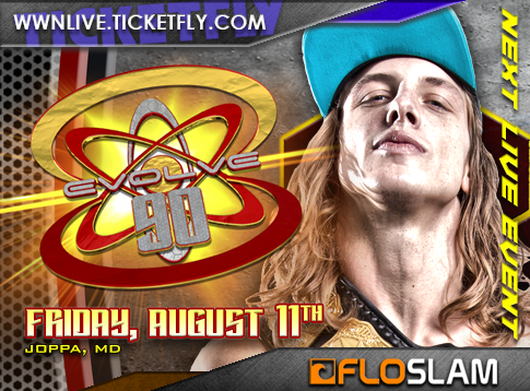 EVOLVE 90 News And Notes!