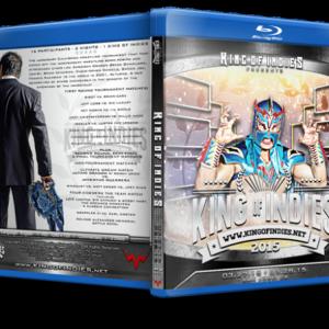KOI 3D Blu Ray cover
