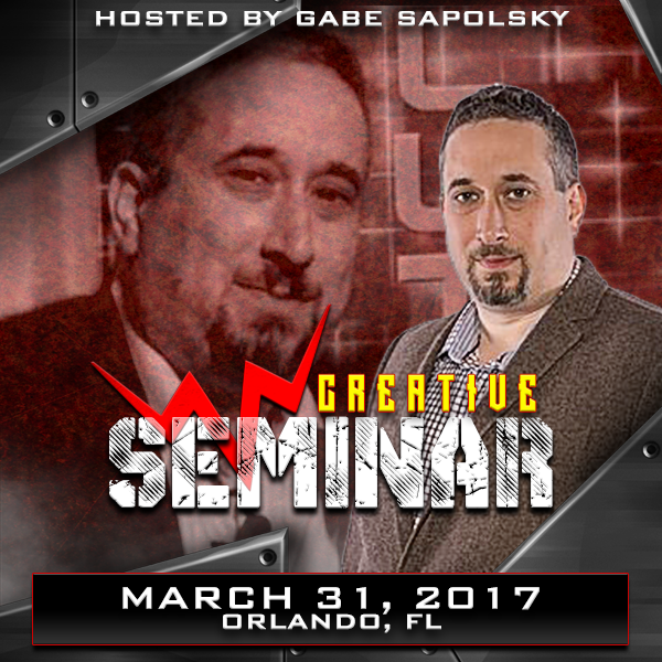Limited Spots Remain For WWN Creative Seminar on March 31st
