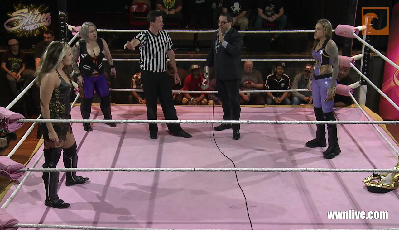 SHINE 40 Recap: A New SHINE Champion Crowned!