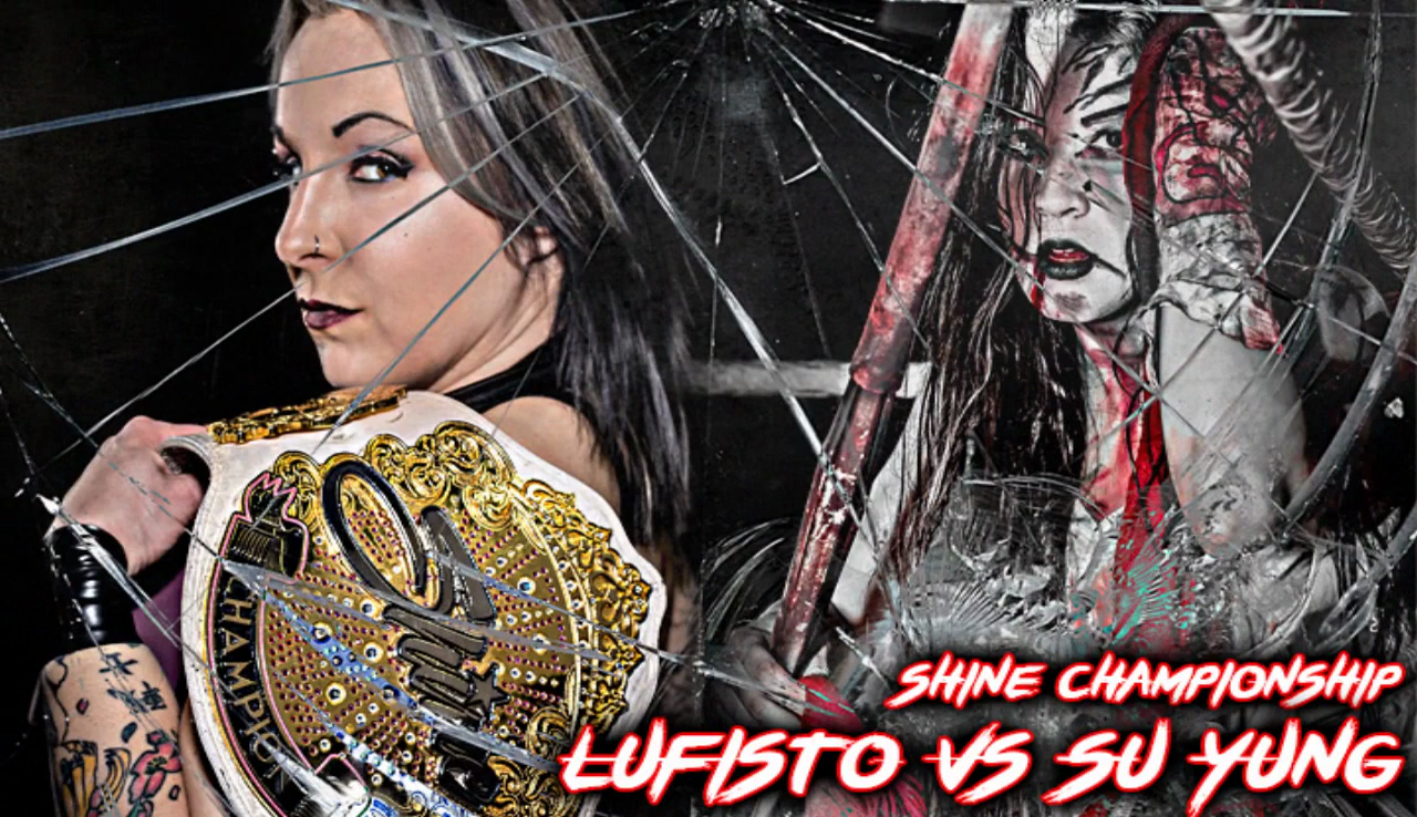LuFisto Not Intimidated - WWNLIVE
