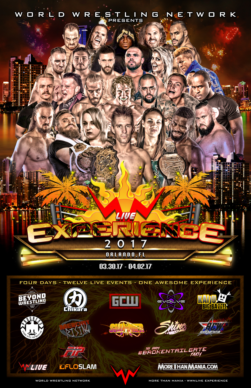 WWNLive Experience 2017