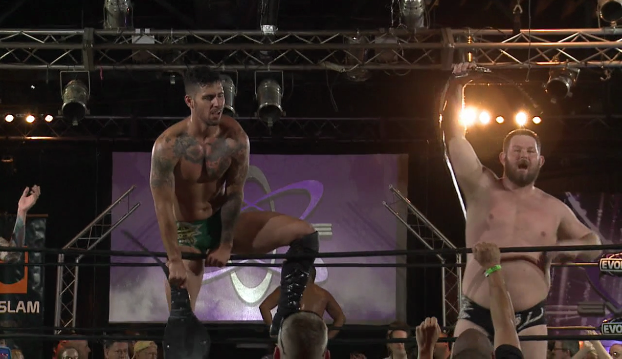 EVOLVE 88 New Tag Champs