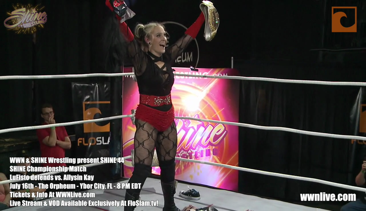 SHINE 43 Quick Hit: A Shocking New #1 Contender & More!