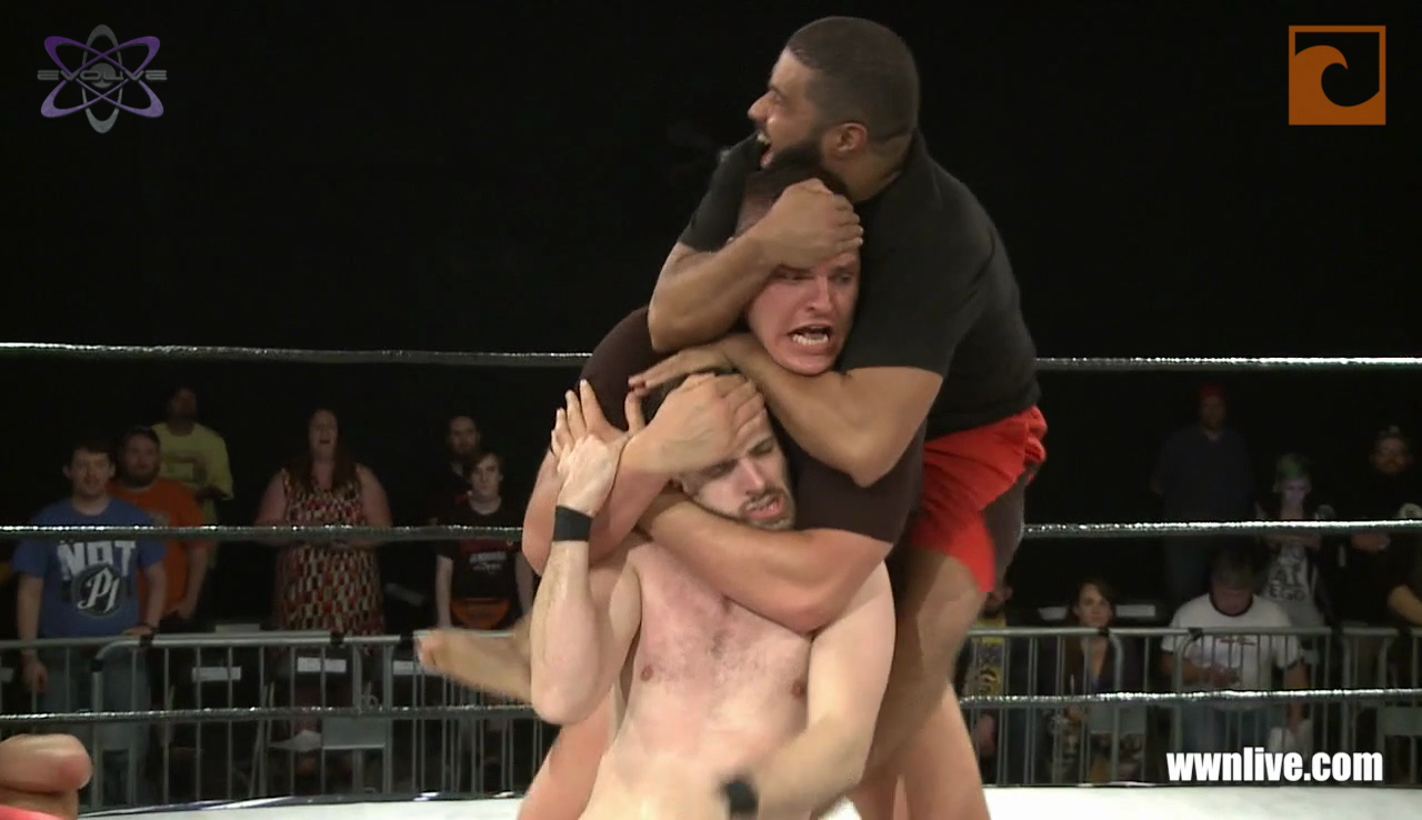 EVOLVE 90 Quick Hit: Grudge Match & Fatal Four Way Stages Set!