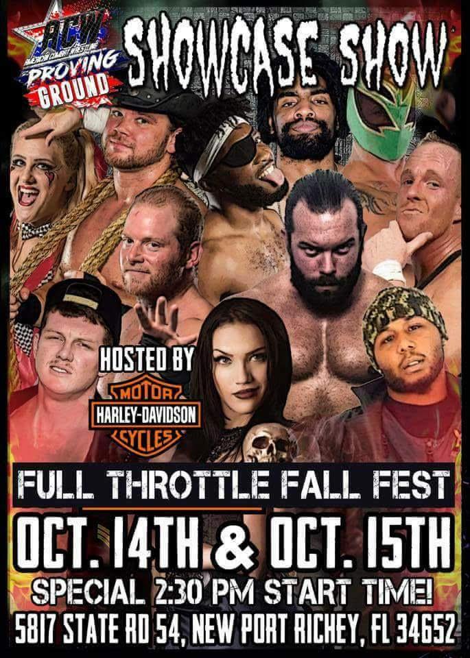 ACW Oct Madness 2017 - 1