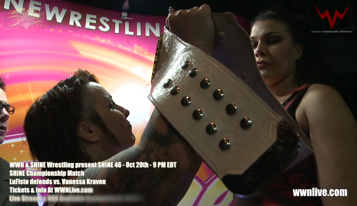 SHINE 45 Recap: Who Emerged From The Triple Threat SHINE Champion?