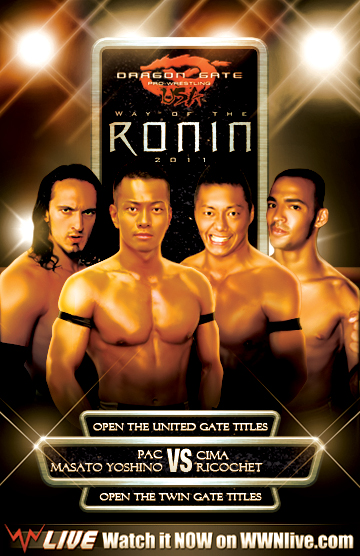 Ronin 2011 Poster