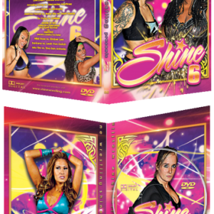 3D DVD DISPLAY - SHINE6