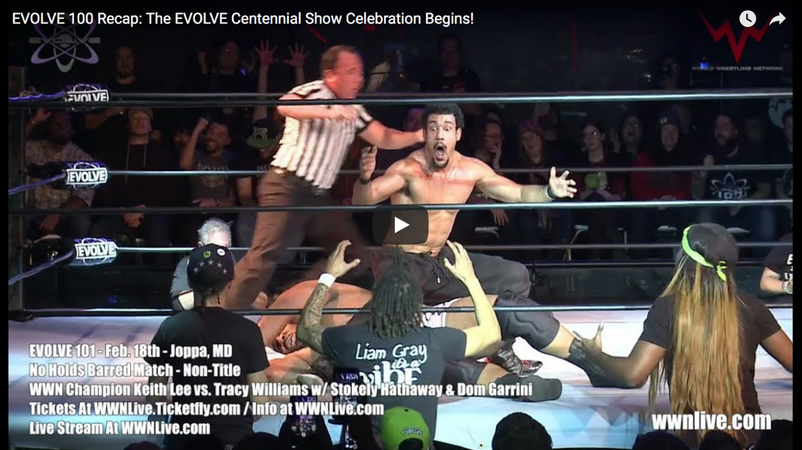 EVOLVE 100 Recap: The EVOLVE Centennial Show Celebration Begins!