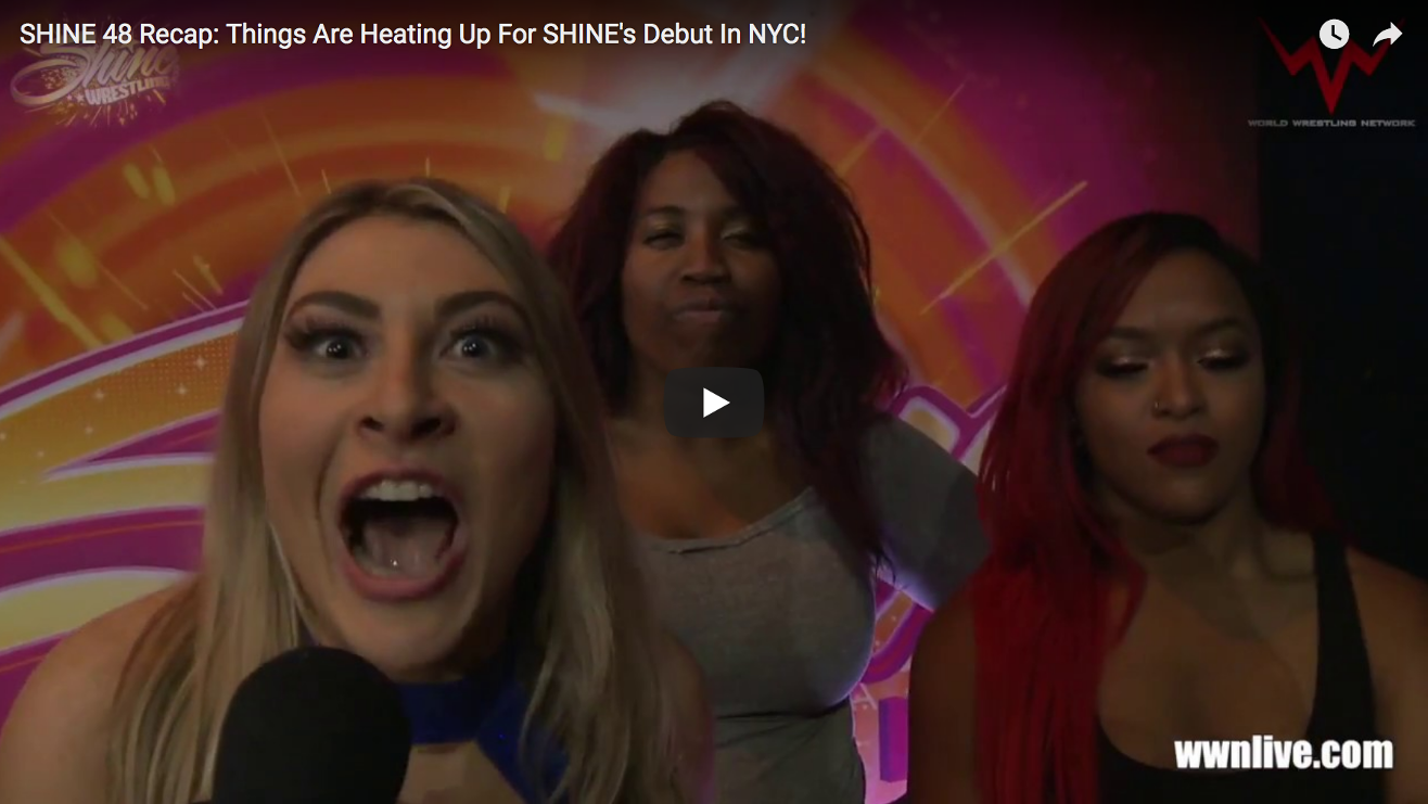 SHINE 48 Recap: Things Are Heating Up For SHINE's Debut In NYC!