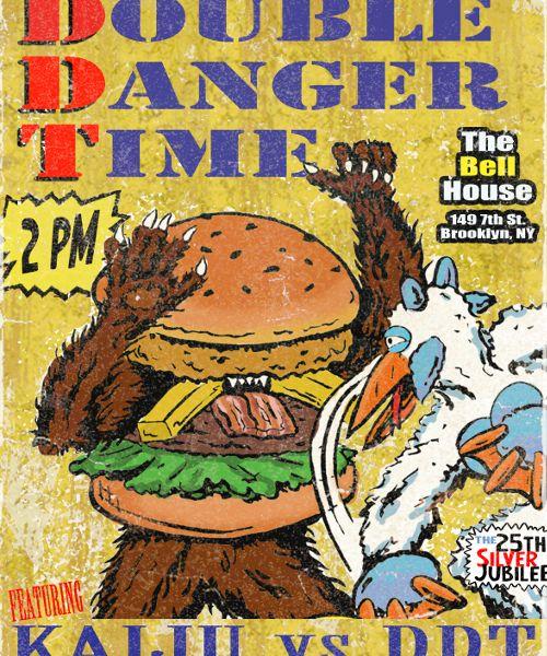 Kaiju Big Battel - Double Danger Time (2019-04-06)