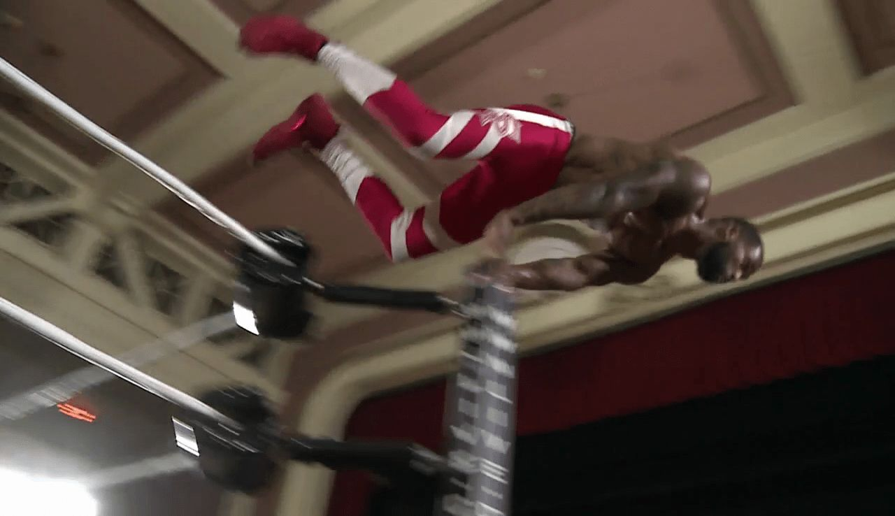 EVOLVE 123 Recap: A Shocking Turn Of Events...