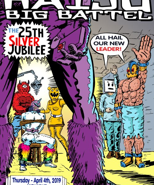 Kaiju Big Battel - History Only Happens Once (2019-04-04)