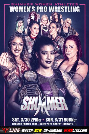 SHIMMER 109-112 poster LQ
