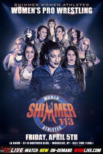SHIMMER 113 poster LQ