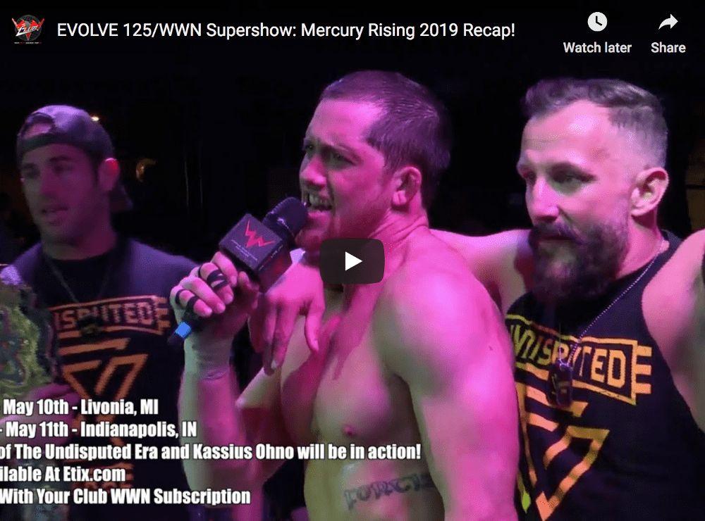 EVOLVE 125-WWN Supershow 2019 Recap (2019-04-12) thumbnail LQ