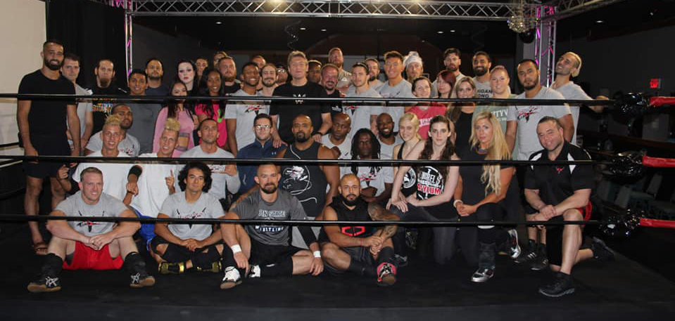 WWN Recruitment Camp 2019 William Regal