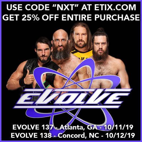 EVOLVE 137-138 discount
