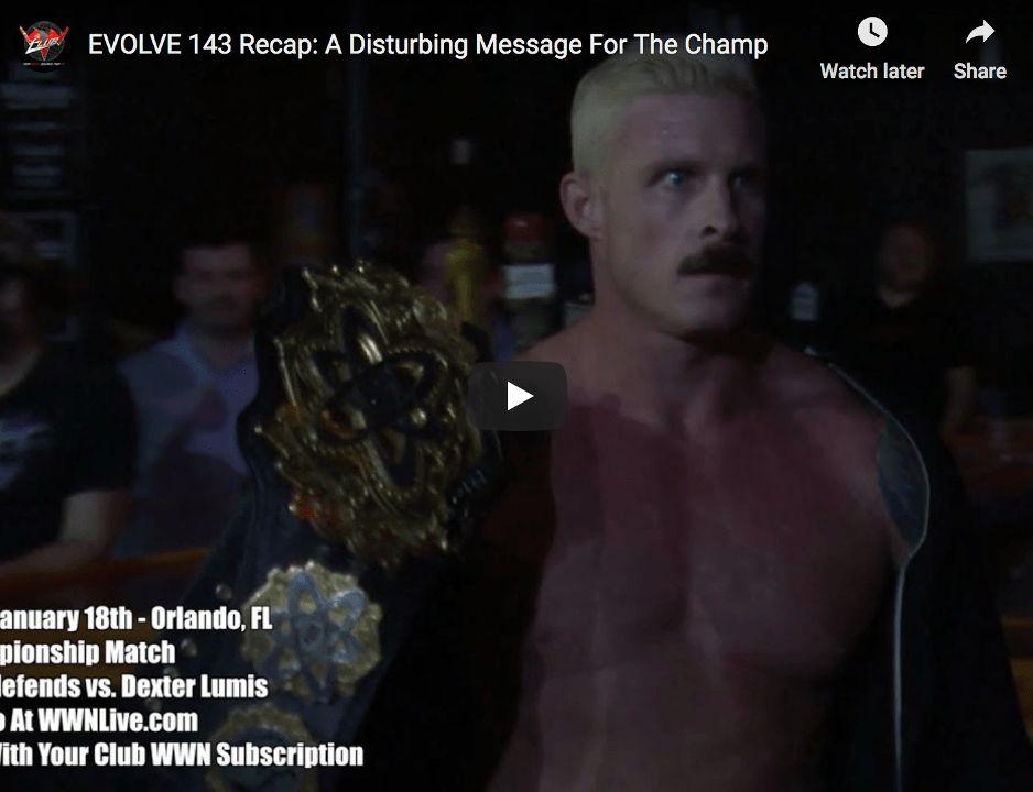 EVOLVE 143 Recap (2020-01-18) web