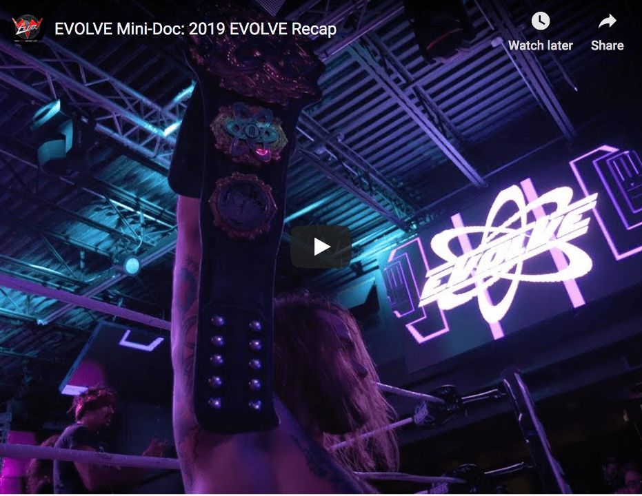 EVOLVE Mini-Doc: 2019 EVOLVE Recap