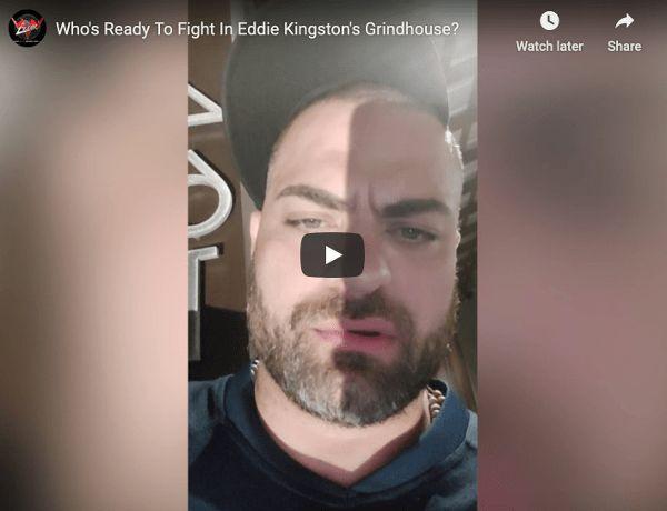Grindhouse Ground Zero - Eddie Kingston Promo (2020-09-08) website thumbnail