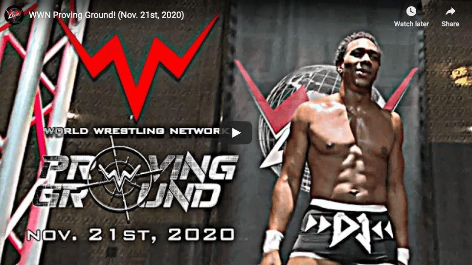 WWN Proving Ground (2020-11-21) thumbnail